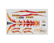 FMS Decal Sheet: V-Tail 800mm | relatedproducts