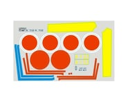 FMS Decal Sheet: Zero 800mm | relatedproducts