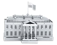 Fascinations MMS032 Metal Works 3D White House Laser Cut Model | relatedproducts