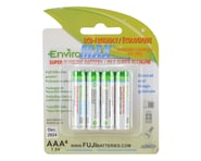 Fuji EnviroMAX AAA Super Alkaline Battery (4) | relatedproducts
