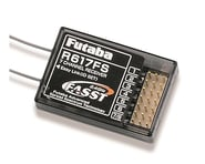 Futaba R617FS 2.4GHz FASST 7 Channel Receiver | relatedproducts