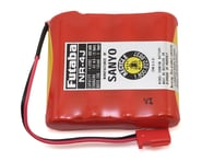 Futaba NR4J Flat NiCd 4-Cell Receiver Battery Pack (4.8V/600mAh) | relatedproducts
