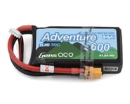 Gens Ace Adventure 3S 50C LiHV Battery Pack (11.4V/3600mAh) | alsopurchased