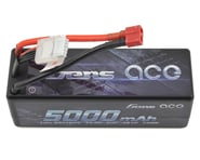 Gens Ace 4s LiPo Battery Pack 50C w/Deans Connector (14.8V/5000mAh) | relatedproducts