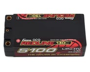 Gens Ace Redline 2s Shorty LiHV LiPo Battery 130C w/5mm Bullets (7.6V/5100mAh) | alsopurchased