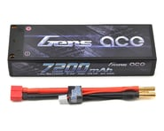 Gens Ace 2S LiPo Battery Pack 70C w/4mm Bullets (7.4V/7200mAh) | alsopurchased