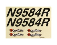 Great Planes Decal Sheet Cherokee .40 ARF | relatedproducts
