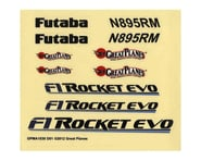 Great Planes Decals F-1 Rocket Evo .46 EP ARF   product-related
