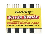Great Planes Silver Series Programming Card SS-60 SS-80 | relatedproducts
