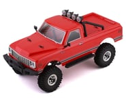 HobbyPlus CR-18 Convoy 1/18 RTR Scale Mini Crawler (Red) | alsopurchased