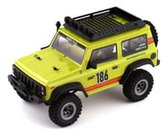 HobbyPlus CR-24 G-Armor 1/24 RTR Scale Mini Crawler (Yellow) | relatedproducts