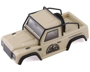 HobbyPlus CR-24 Defender Lexan Body w/Roll Cage (Tan) | alsopurchased