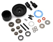 HB Racing Center Gear Differential Set (72T) | alsopurchased