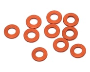 HB Racing 2x4x0.5mm Aluminum Washer (Orange) (10) | product-related