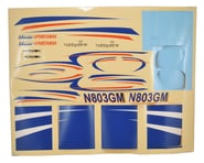 HobbyZone Glasair Decal Sheet   product-related