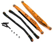 Hot Racing Axial Yeti Aluminum Rear Link Set (Orange) | relatedproducts