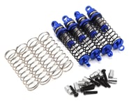 Hot Racing Traxxas 1/16 Threaded Aluminum Shocks (Blue) | relatedproducts