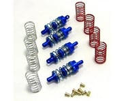 Hot Racing 32mm Aluminum Shock Absorber Set (Blue) | alsopurchased