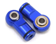 Hot Racing Traxxas Revo Ball Type Aluminum Shock Ends (Blue) | alsopurchased
