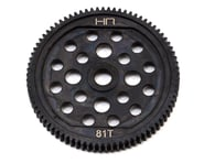 Hot Racing 2WD ECX 48P Super Duty Steel Spur Gear (81T) | relatedproducts