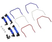 Hot Racing Traxxas Slash 4x4 Front & Rear Sway Bar | alsopurchased
