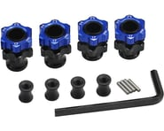 Hot Racing Traxxas Slash 17mm Aluminum Hubs (F+3mm) | alsopurchased