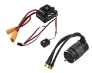 Hobbywing EZRun Max8 Waterproof Brushless ESC/Motor Combo w/XT90 (2600kV) | relatedproducts