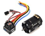 Hobbywing XR10 Justock Sensored Brushless ESC/SD G2.1 Motor Combo (13.5T) | relatedproducts