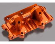 Team Integy T3 Front Bulkhead, Orange (2): Rustler Stampede | product-related