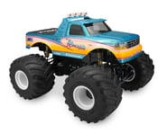 JConcepts 1993 Ford F-250 Monster Truck Body w/Racerback 2 & Visor (Clear) | relatedproducts