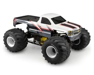JConcepts 2014 Chevy 1500 Monster Truck Body (Clear) (Single Cab) | relatedproducts
