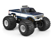 "JConcepts 1984 Ford F-250 Scale Body (Clear) (10.75"") 