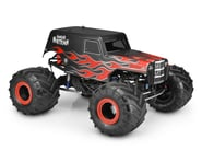 "JConcepts Junior Mortician Monster Truck Body (Clear) (12.5"") 
