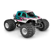 "JConcepts The Gozer Monster Truck Body (Clear) (12.5"" Wheelbase) 