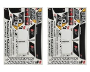 JConcepts SCT Hi-Flow Decal Sheet (2) | alsopurchased