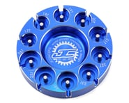 JConcepts Aluminum Pinion Puck Modified Range (Blue) | alsopurchased