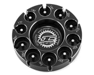 JConcepts Aluminum Pinion Puck Modified Range (Black) | alsopurchased