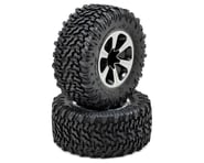 JConcepts Scorpios Pre-Mounted SC Tires w/Hustle Wheel (2) (Slash Rear) | relatedproducts