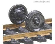 "Kadee HO 33"" Wheel Set Freight Ribbed Back | relatedproducts"