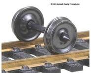 "Kadee HO 28"" Wheel Set Freight Smooth Back | relatedproducts"