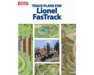 Kalmbach Publishing Track Plans for Lionel FasTrack | relatedproducts