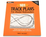 Kalmbach Publishing 101 Track Plans For Model Railroaders | relatedproducts