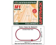 Kato N M1 Basic Oval Track Set w/Power Pack | relatedproducts