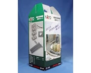 Kato N Double Track Incline Basic Pier Set | relatedproducts