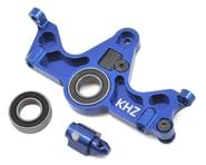 King Headz Traxxas Slash 4x4 Aluminum Motor Mount w/Telemetry Mount (Blue) | relatedproducts