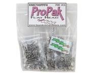 Team KNK Flat Head Pro Pak Stainless Screw Kit (700) | alsopurchased