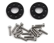 Team KNK 8 Lug KNK Wheel Hub Spacers (Black) (2) | relatedproducts