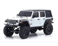 Kyosho MX-01 Mini-Z 4X4 Readyset w/Jeep Wrangler Body (White) | relatedproducts