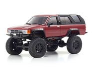 Kyosho MX-01 Mini-Z 4X4 Readyset w/4-Runner Body (Red) | relatedproducts