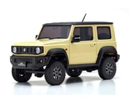 Kyosho MX-01 Mini-Z 4X4 Readyset w/Jimny Sierra (Ivory) | product-also-purchased
